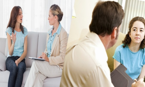 Interpersonal and Cognitive Behavioral Therapy